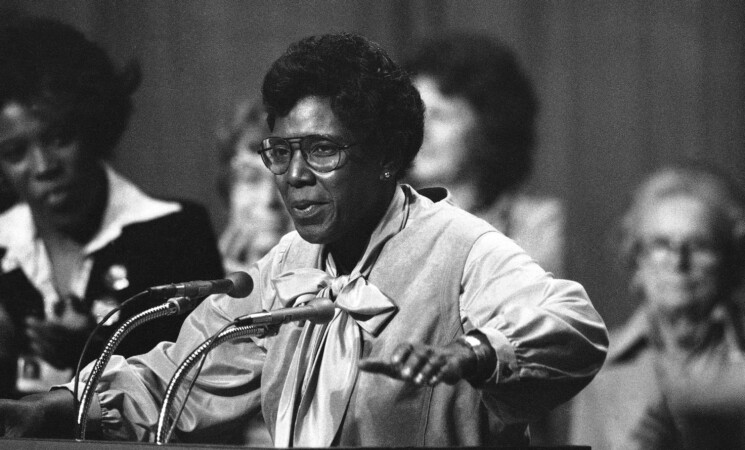 BARBARA JORDAN:  A VOICE THAT COULD NOT BE SILENCED